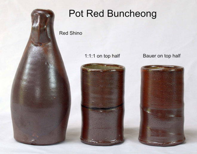Red-Buncheong