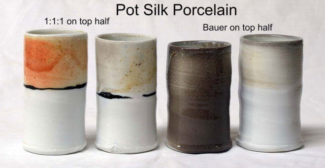 Silk-Porcelain