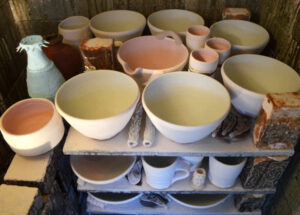The intricate art of kiln loading