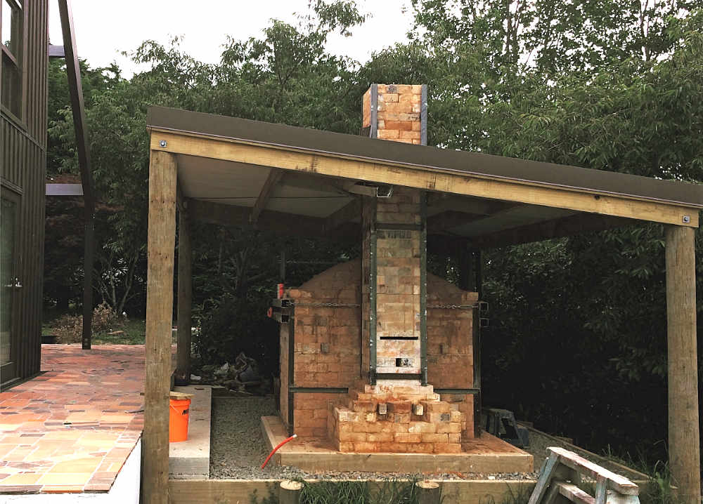 Read more about the article Petra's kiln re-build