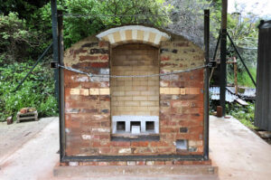 Read more about the article Kiln building in Dunedin